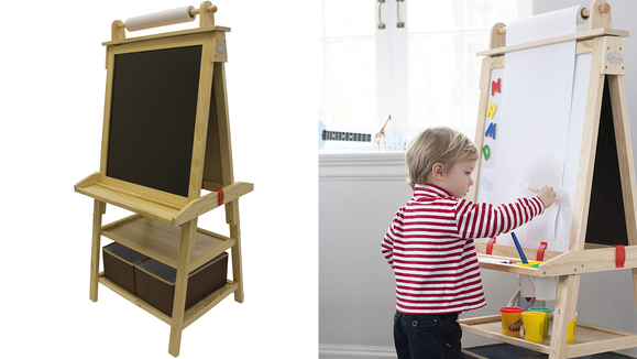 Best gifts and toys for 2-year-olds: Little Partners art easel