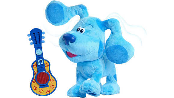 Best gifts and toys for 2-year-olds: Blue's Clues & You Dance-Along plush