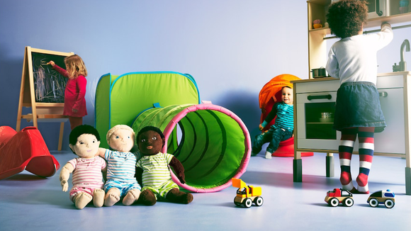Best gifts and toys for 2-year-olds:  Busa Play Tunnel