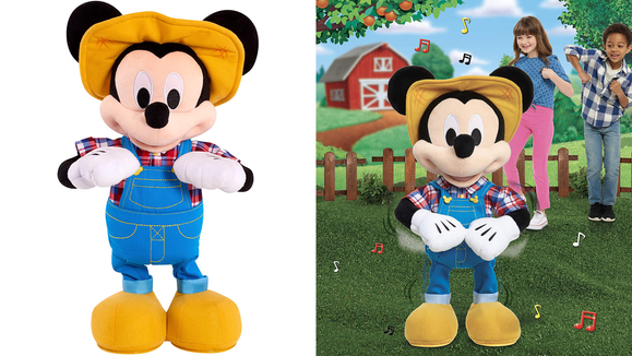 Best gifts and toys for 2-year-olds: Disney Junior E-I-Oh! Mickey Mouse