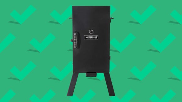 This electric smoker has gotten some serious upgrades.