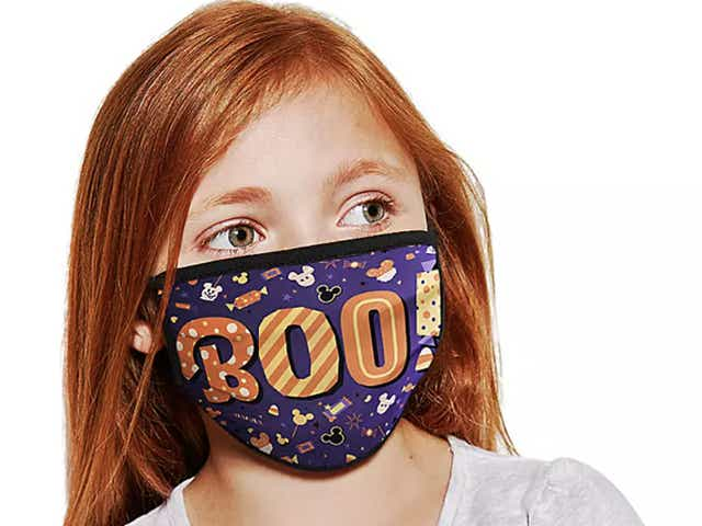 10 Halloween Face Masks That Will Get You In The Spirit