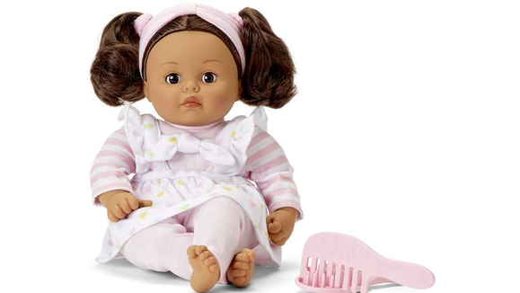 Best gifts and toys for 2-year-olds: Madame Alexander My Little Girl Doll