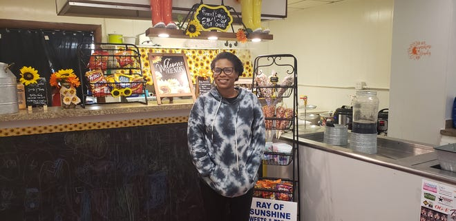 Allegra Willis, owner of Ray of Sunshine Sweets and Treats is holding a joint fundraiser with Big Brother's Ice Cream for Breast Cancer Awareness Month. Every Thursday in October they will be selling special pink treats and will be giving the proceeds to a local breast cancer patient.