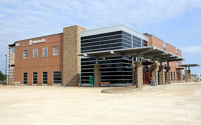 OhioHealth Ashland Health Center is a $14-million health center located on the corner of U.S. 250 and George Road.