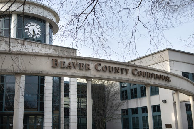 As many as 25 employees at the Beaver County Courthouse have tested positive for COVID-19, with additional employees quarantining while they await test results.