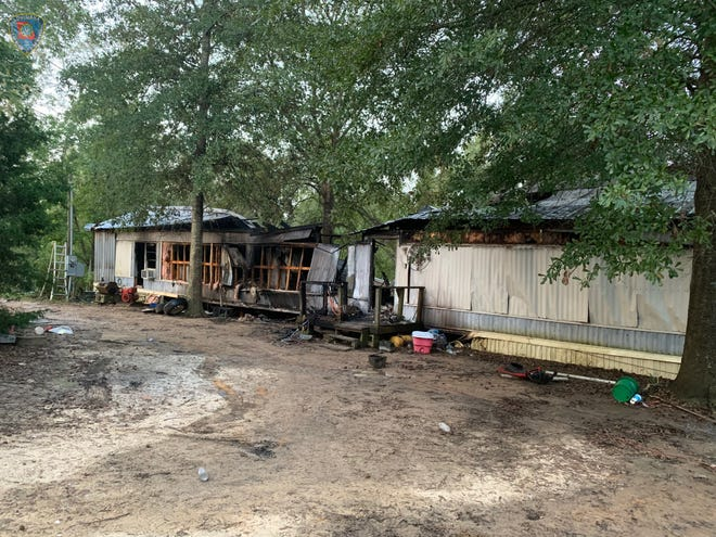 Four people have tragically lost their lives due to a fire.