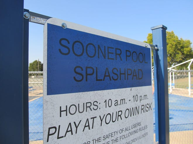 An expansion project for Sooner Pool, which may include a lazy river and water slides, was approved by the Bartlesville City Council Monday after years of delays caused by lower-than-expected sales tax funding.