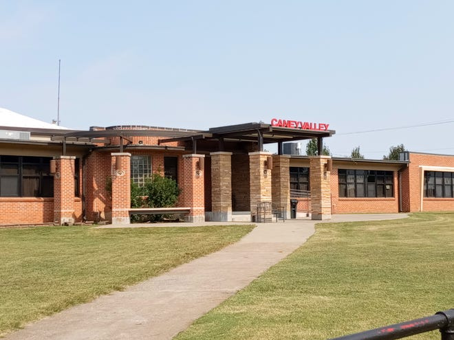 Caney Valley High School, Ramona Oklahoma