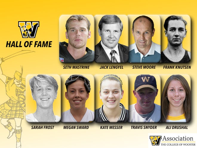 The W Association's latest Hall of Fame class.