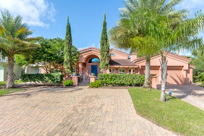 This luxury oasis is nestled between the Atlantic Ocean and Intracoastal Waterway in a friendly, sought-after Ormond Beach neighborhood.