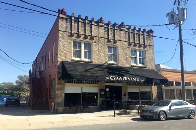 The Grapevine Cafe and Gallery, located at 211 Railroad Avenue in Donaldsonville, opened Sept. 25 for the first time since the beginning of the pandemic.