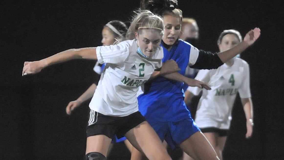 Section V girls soccer scores, 2020 season