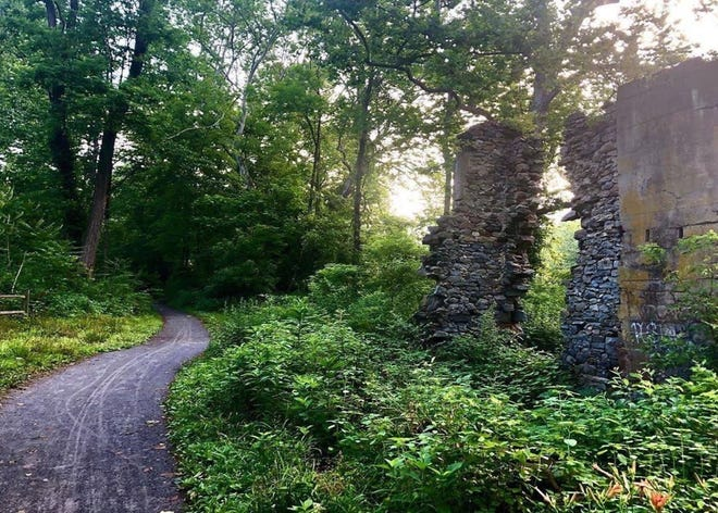 D&L Trail Challenge will be held through Nov. 1.