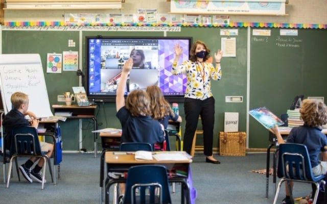Linda Methol teaches fourth grade at Unity School of Delray Beach.