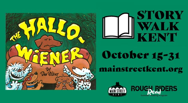 Story Walk Kent will take place October 15-31