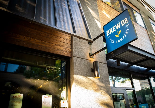 Brew Dr. Tea Company will be closing the rest of its teahouses this month as the COVID-19 pandemic sinks sales. The Eugene location has been open since 2013 — a huge moment of pride for the owner who thought of the idea while attending the University of Oregon.