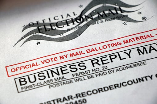 Stark County Board of Election officials said a vendor issue has delayed 63,000 absentee ballots from being mailed.