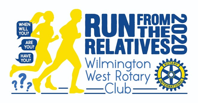Run From the Relatives, a virtual race, offers a variety of year end options for good causes