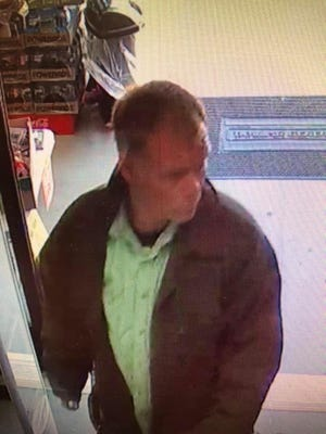 Southside police are trying to identify the man in the photo in connection with an ongoing investigation.