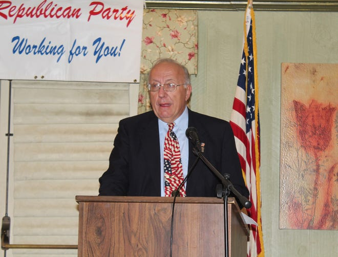 Karl Graves of Wellsville was appointed Treasurer of the Allegany County Republican Committee.