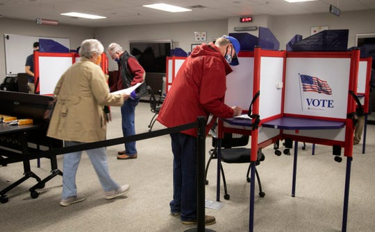 Ohioans will be done voting Tuesday, but what happens next?