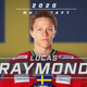 Lucas Raymond is the Detroit Red Wings' selection at No. 4 overall in the 2020 NHL draft.
