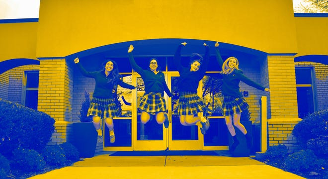 Marian High School has been supporting strong women and preparing them for their futures for the last 60+ years.