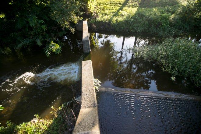 Manuels Creek. Tuesday, Oct. 6, 2020.