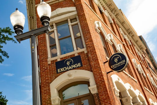Exchange Whiskey Bar opens In the Hammond Block building on Mass. Ave.