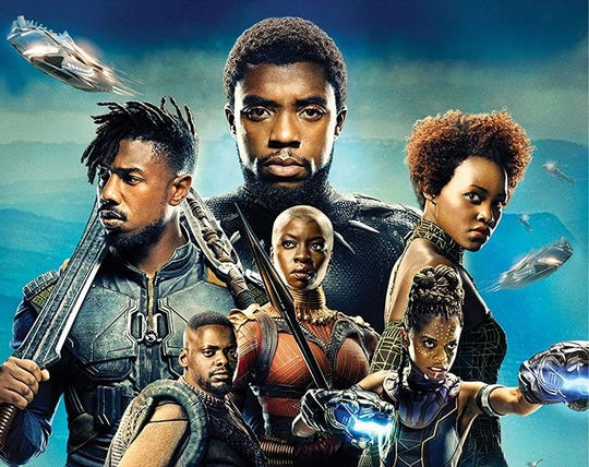 Black Panther will screen Friday, October 9 at 8 p.m. at Mellwood Arts Center on the outdoor lawn.  Part of the Louisville Film Society's Family Film Night.