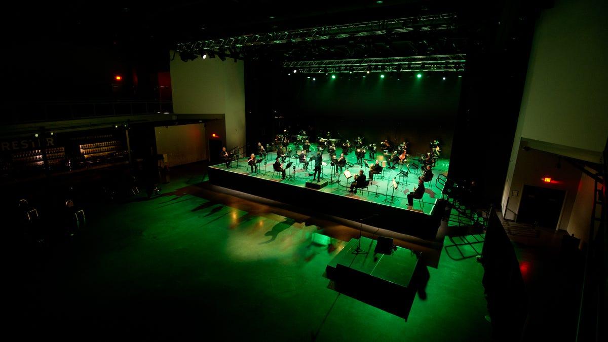 Louisville: Clark County Opry, Louisville Orchestra`s `Appalachian Spring`...