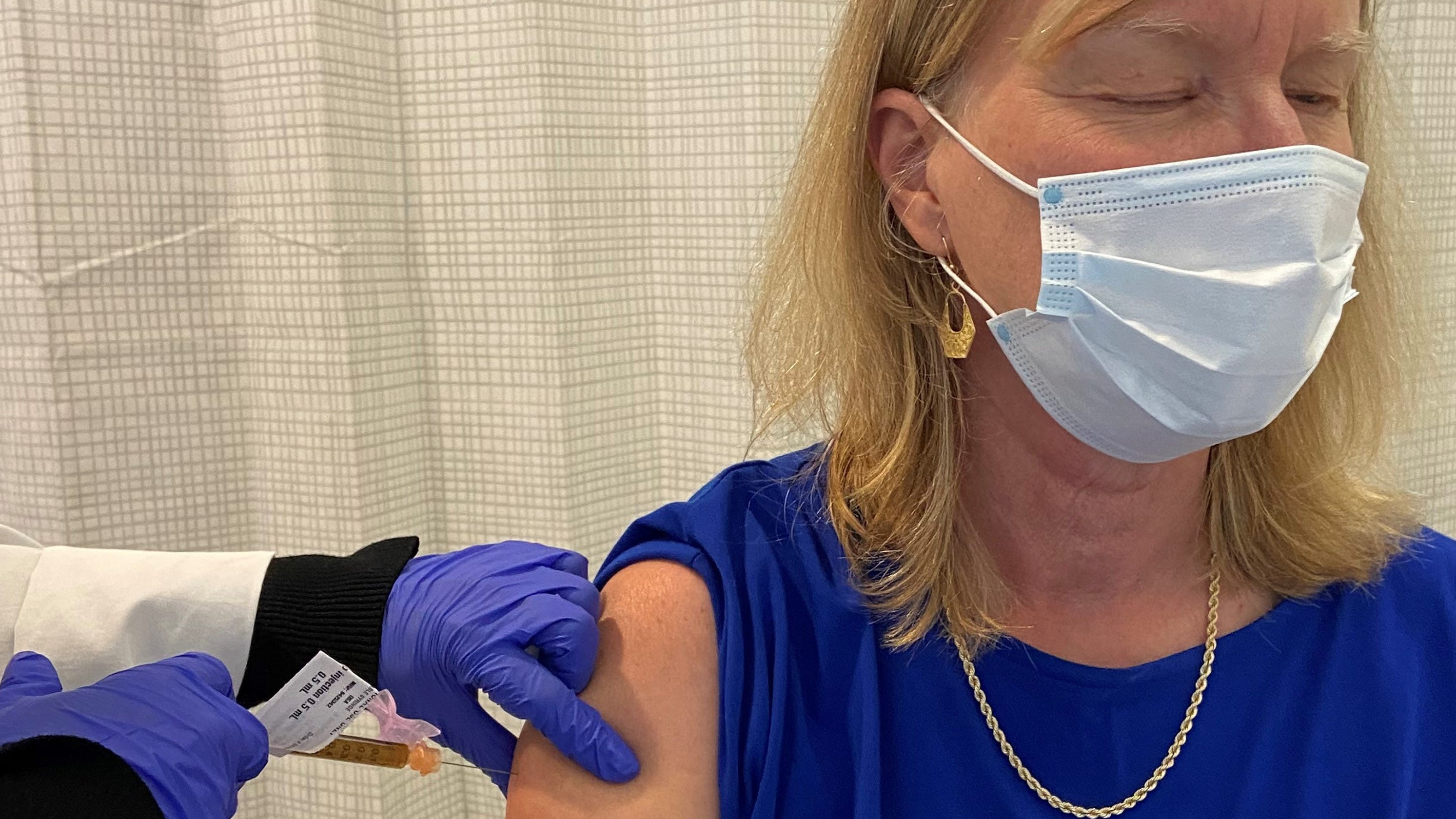 I volunteered for a COVID-19 vaccine trial in New Jersey: Here's what it's been like since the shot