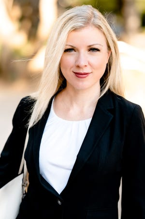 Julie Gunnigle, a private attorney, is the Democratic candidate for Maricopa County Attorney. She was raised in Phoenix and gained prosecutorial experience in Indiana and Illinois.