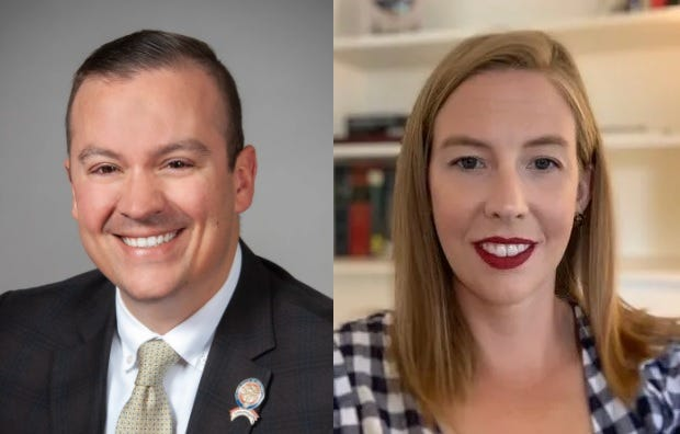 Incumbent Republican state Rep. Douglas Swearingen, of Huron, will face off through Nov. 3 against Democratic challenger Alexis Miller, of Sandusky, in the local state representative race on the ballots of voters in Erie and Ottawa county.