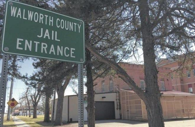 Walworth County Jail.