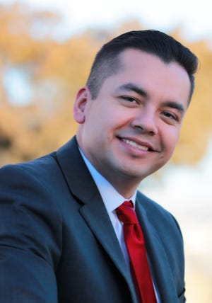 Enrique Holguin, candidate for Judge, El Paso Municipal Court No. 4