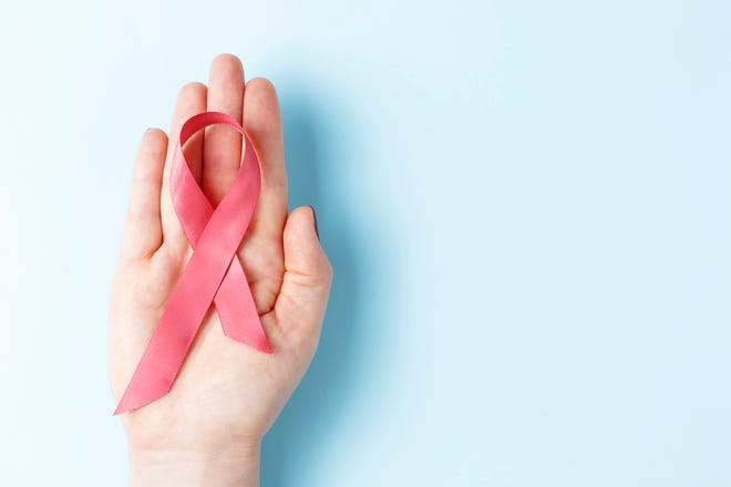 October is Breast Cancer Awareness Month.