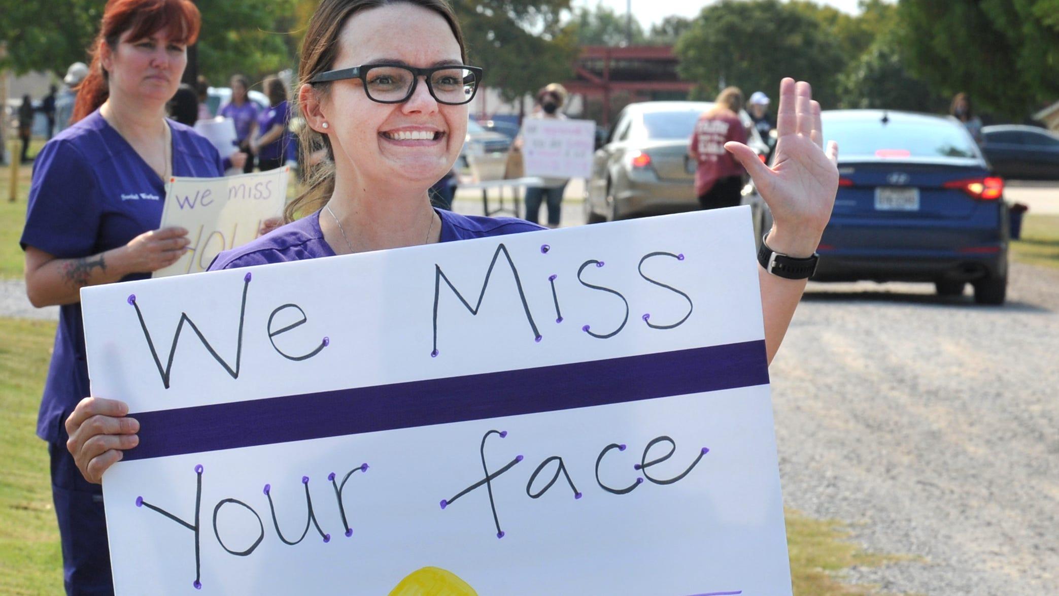 Hospice of Wichita Falls to conduct volunteer training