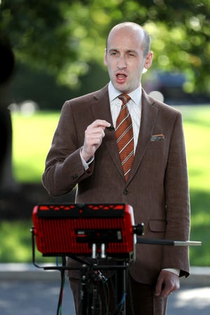 White House Senior Policy Advisor Stephen Miller