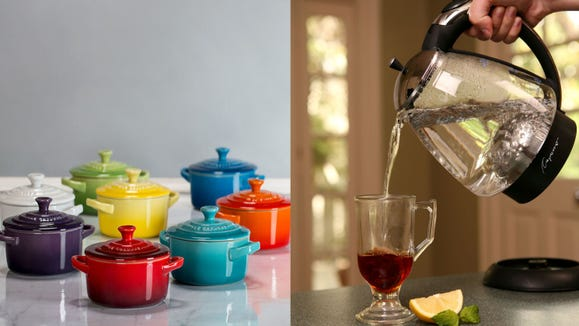 Don't miss out on these fantastic cookware and bakeware deals.