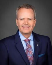 Tim Busch in Dec. 2019 in Irvine, California.