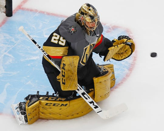 With Robin Lehner signed long-term in Vegas, Marc-Andre Fleury is likely to be traded before the season begins.