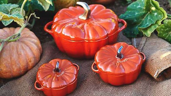 Save big on home and kitchen items—including this Staub cocotte—during Bed Bath & Beyond's best of fall sale.