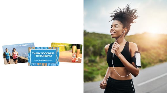 Best health and fitness gifts 2020: Road Runner Sports gift card