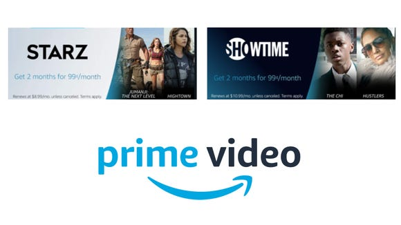 This deal will allow you to instantly stream notable TV series and movies on Prime Video.