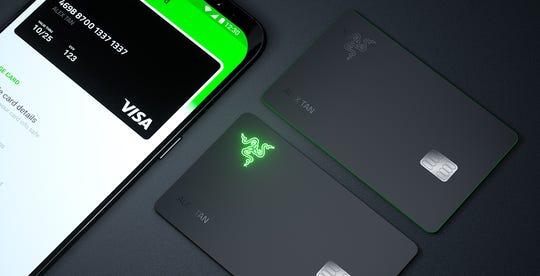 Razer Fintech cards