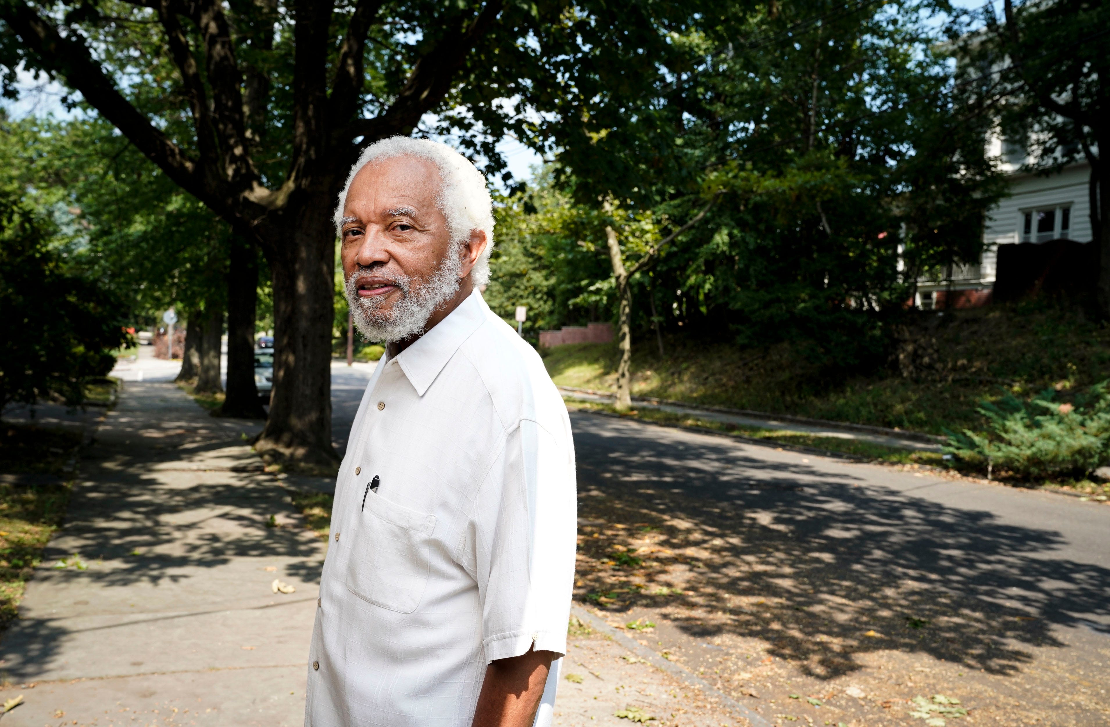 """""""We were confined to houses owned by someone else who had moved to the suburbs,'' says Newark historian and activist Junius Williams. """"It perpetuated their wealth at the expense of people who couldn't move."""""""