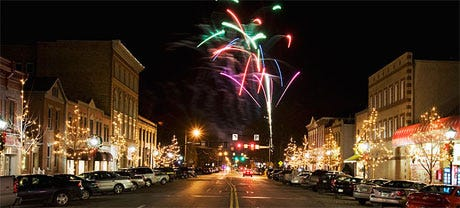 The popular Beaver Light-Up Festival has been canceled this year.