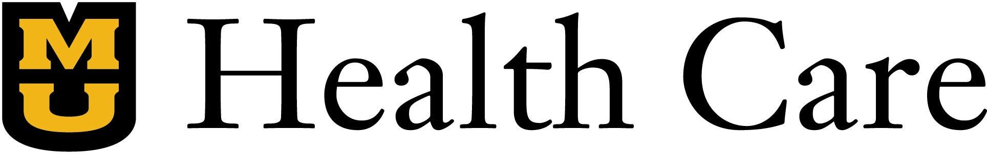 MU Health Care Logo